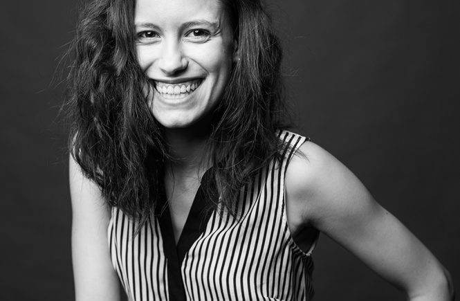 Lauréline, apprentie photographe, Par le Studio Cabrelli