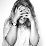Photo réalisée avant le BTS Photographie: Portrait éclairé par une mandarine