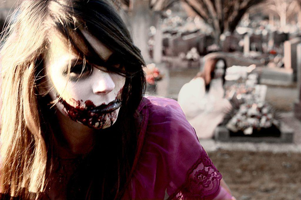 Photo réalisée avant le BTS Photographie: les Zombies