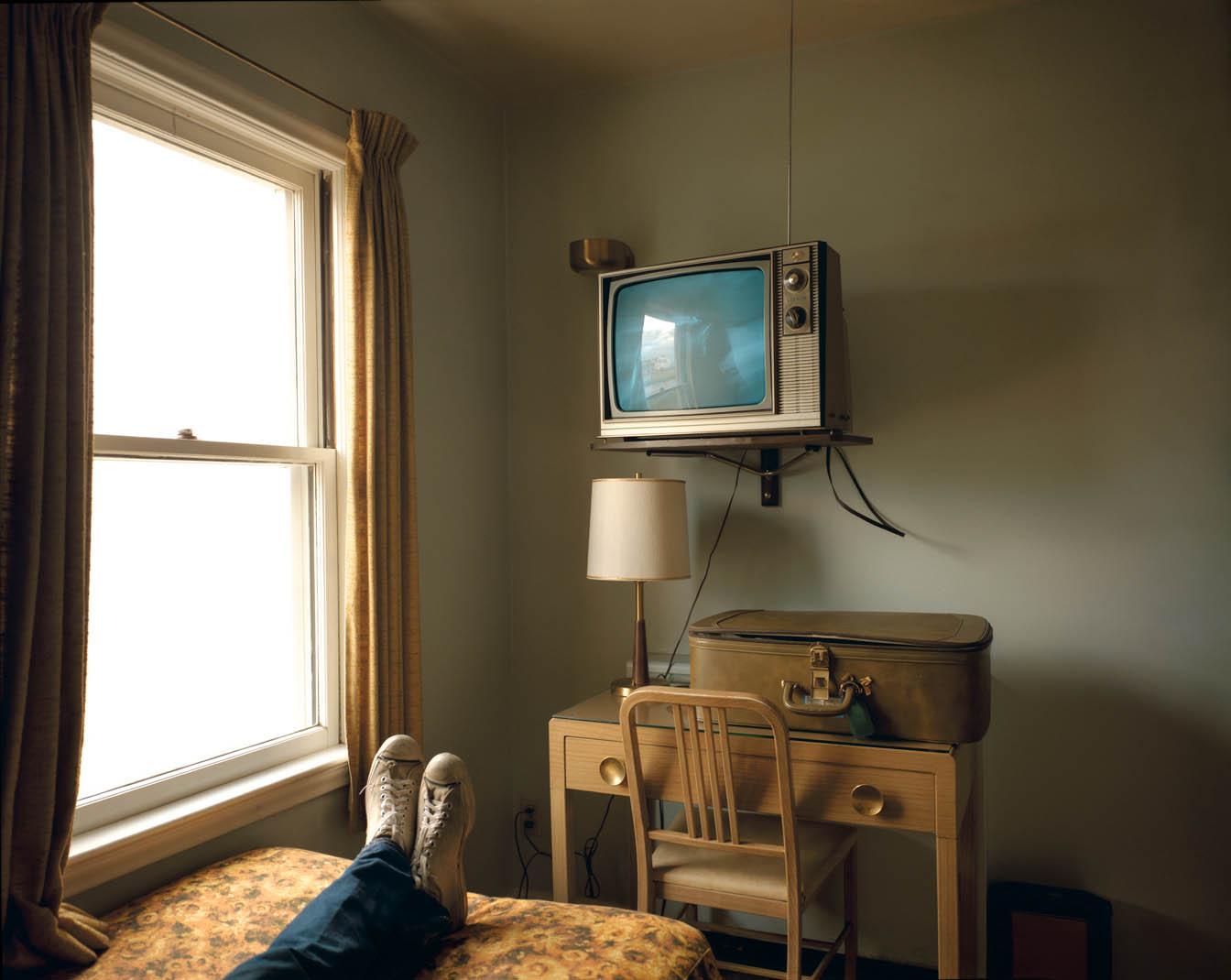 Stephen Shore, photographe couleur américain