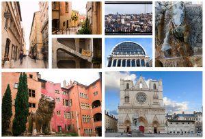 Lyon Patrimoine de l'Unesco