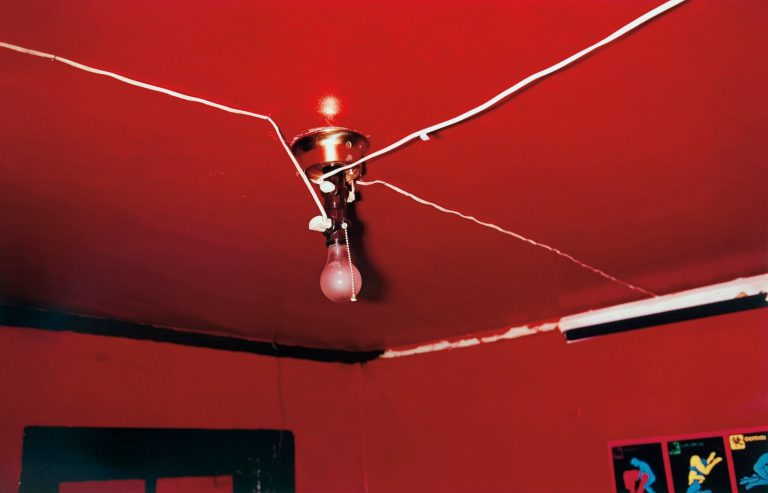 Photographie de William Eggleston, Photographe couleur