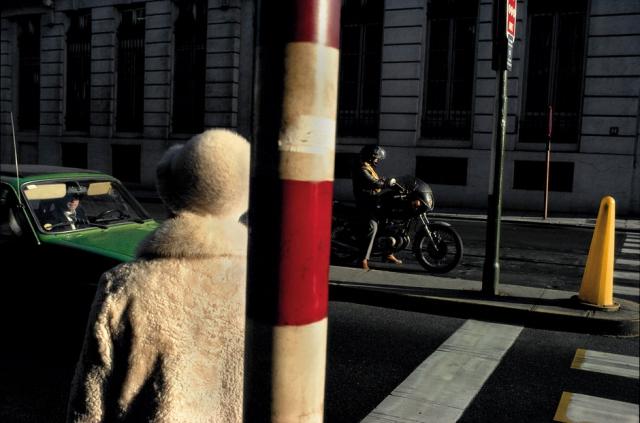 Photo de Rue en couleur Harry Gruyaert