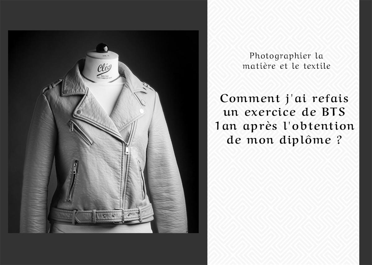Photographier le textile