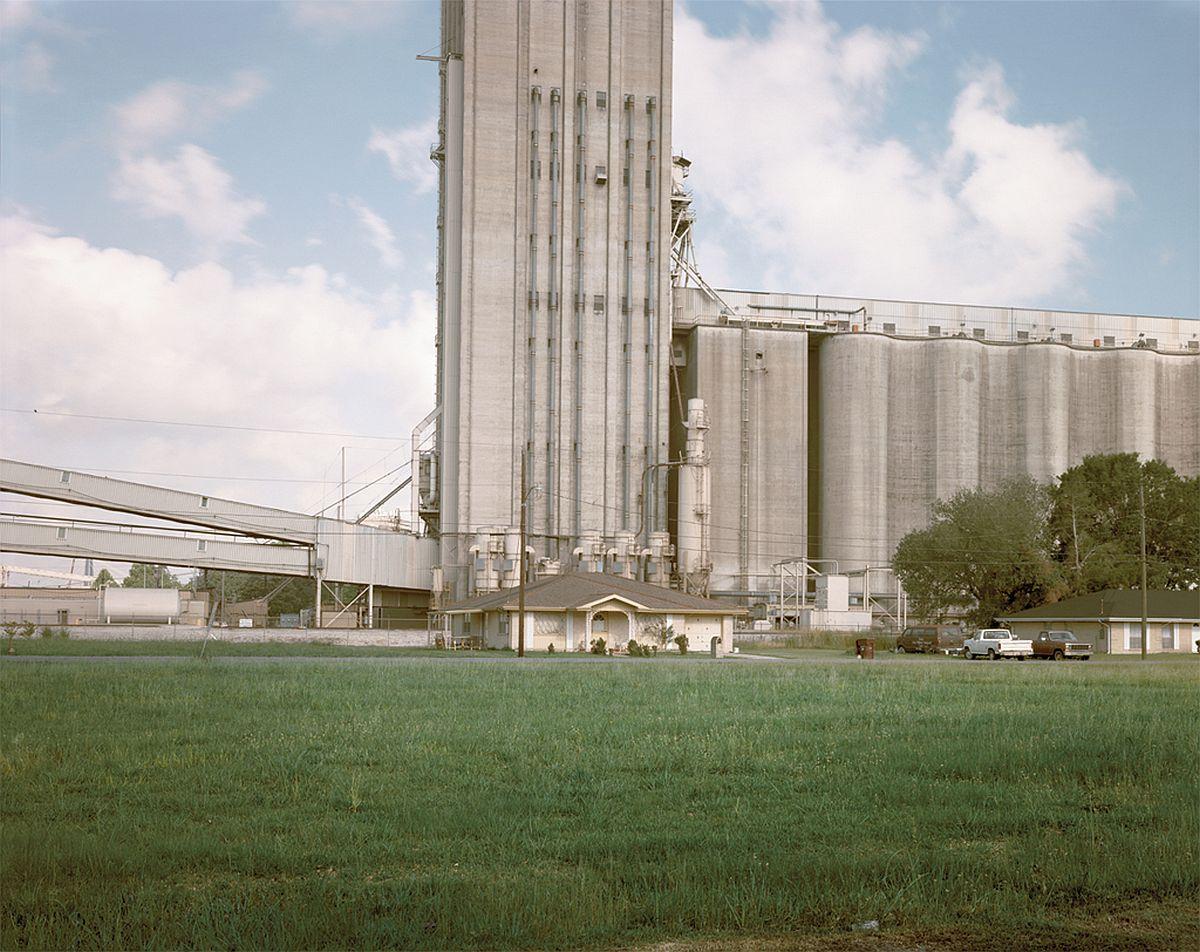 Misrach Cancer Alley Louisiane, Logement privé proche d'une usine