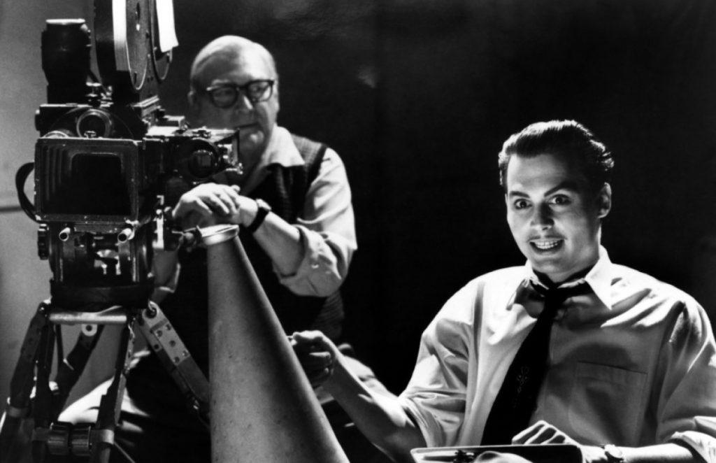 Johnny Depp interprète Ed Wood dans le film éponyme de Tim Burton
