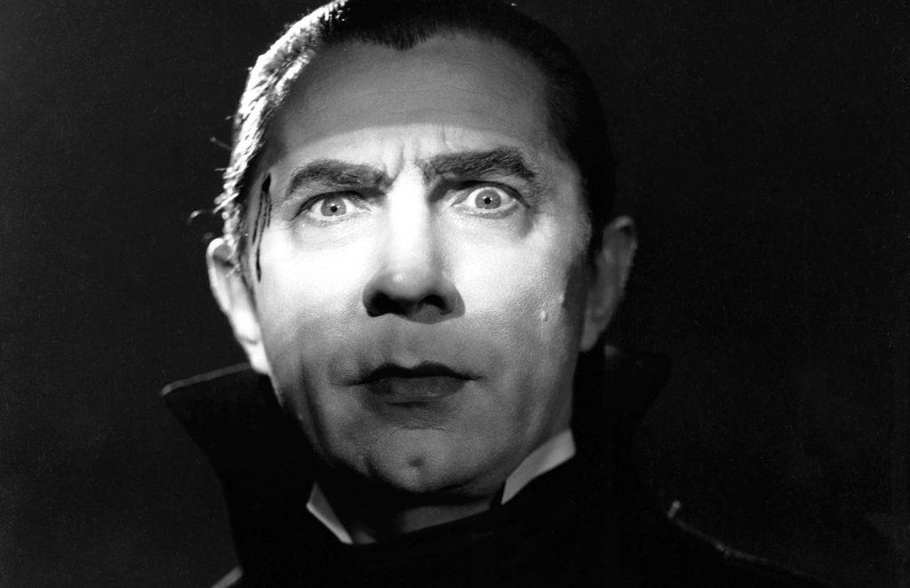 Béla Lugosi en vampire dans Dracula