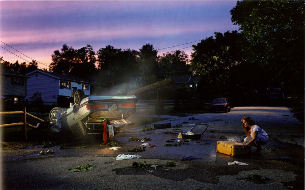 Gregory Crewdson et la photographie cinématographique