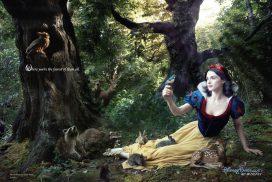 Annie Leibovitz/Disney Parks Blanche neige