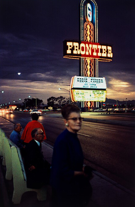 William Eggleston Untitled-Frontier-Sign