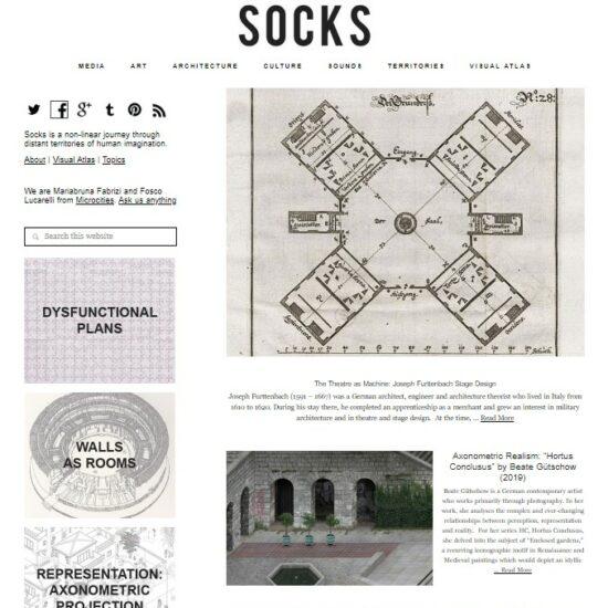 socks studio, un magazine visuel en ligne